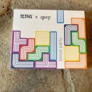 Tetris x Ipsy Block Party Palette Eye Shadow NEW